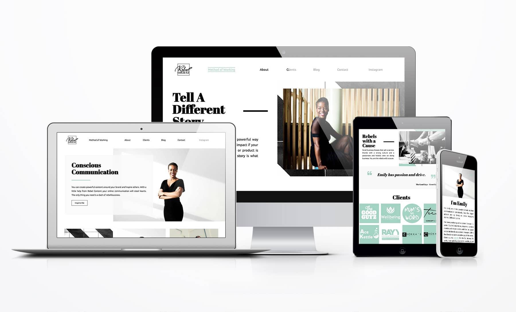 Maquettes-site-Rebel-Content-Company-design-Coralie-Rocque