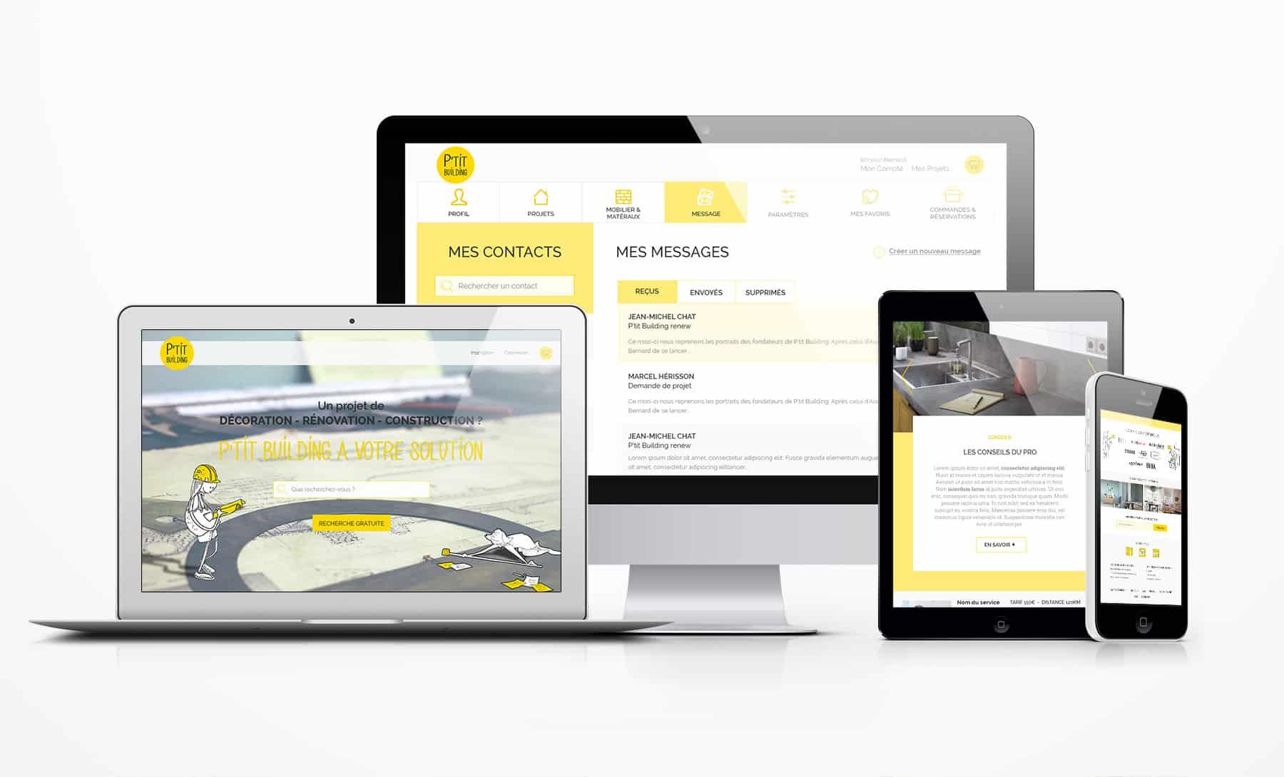 Ptit-building-presentataion-site